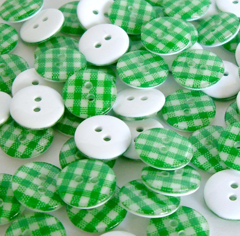 Pink black blue green brown plastic grid button lots 11mm for Plastic grid sheets crafts