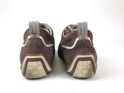 Authentic Gucci Brown Leather Men?s Loafers Dress Shoes 10.5 D - 400 x 300  18kb  jpg