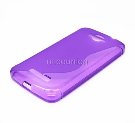 S-Line Wave Soft TPU Cover Case for Alcatel One Touch Pop C7 7041X 7040A 7040F