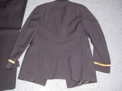 Original WWII WW2 Merchant Marine Uniform Military Vintage ...