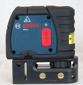 details about bosch gpl3 laser level with case and instruction manual
