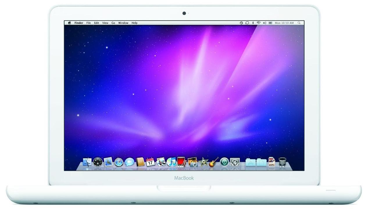 Apple Macbook Core2duo 2 4ghz 2gb 250gb 13 Quot Mc516ll A Unibody