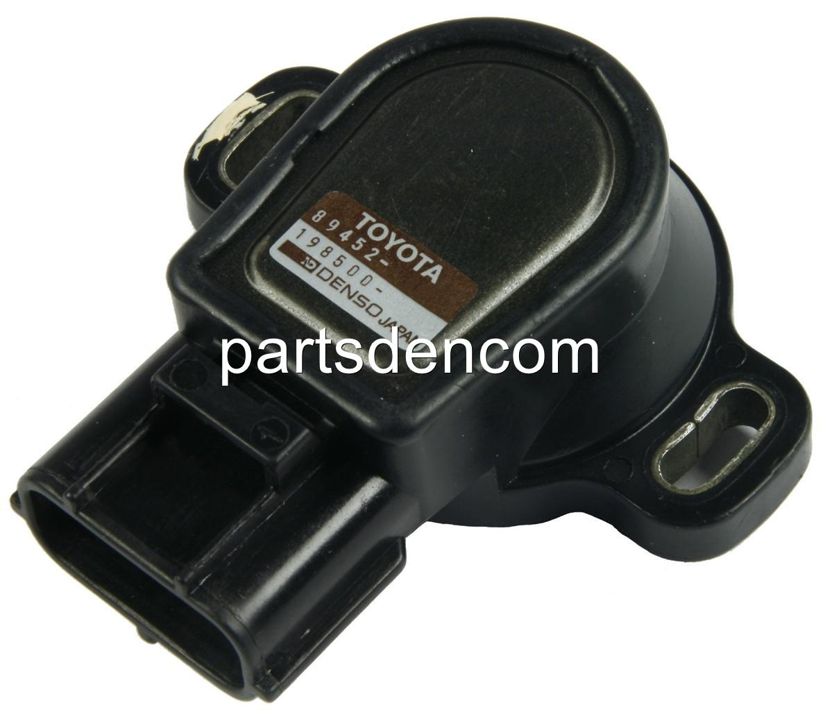 Throttle Position Sensor Toyota Hilux: THROTTLE POSITION SWITCH TPS SUIT TOYOTA COROLLA HIACE