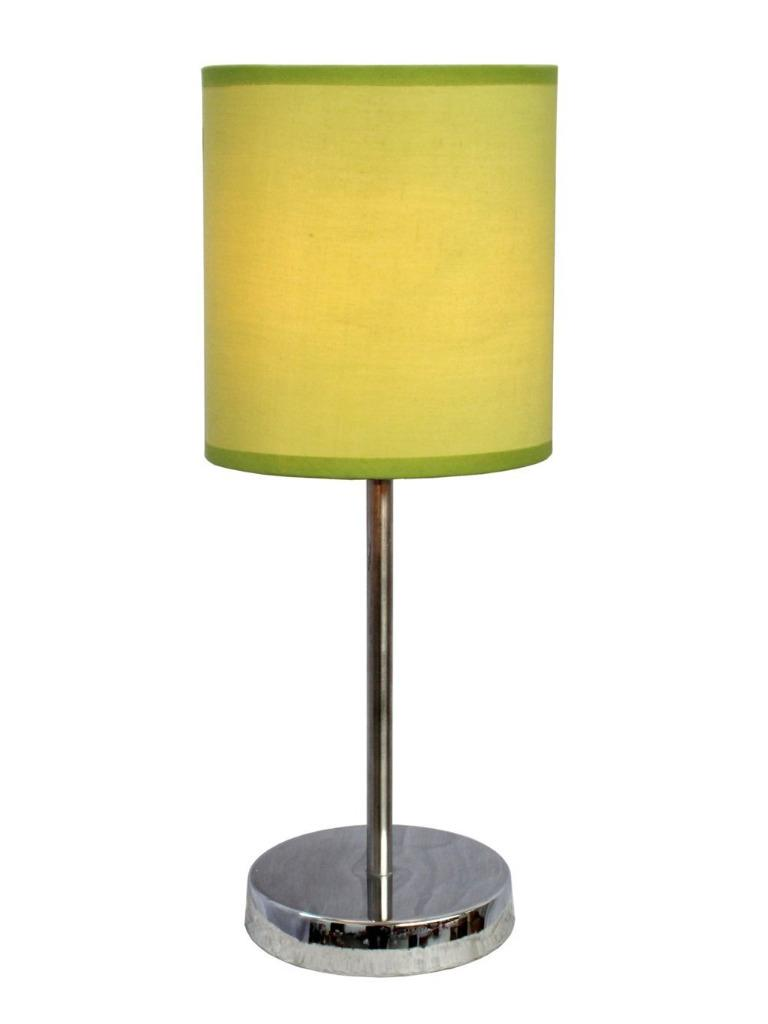 New Beautiful Simple Designs Basic Table Lamp With Shade