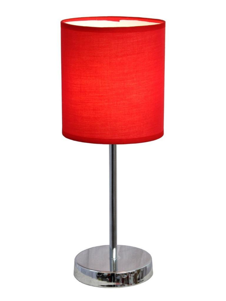 New beautiful simple designs basic table lamp with shade for Table lamp design ideas