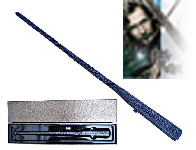 New edition harry potter led light up magic wand ebay for Light up wand