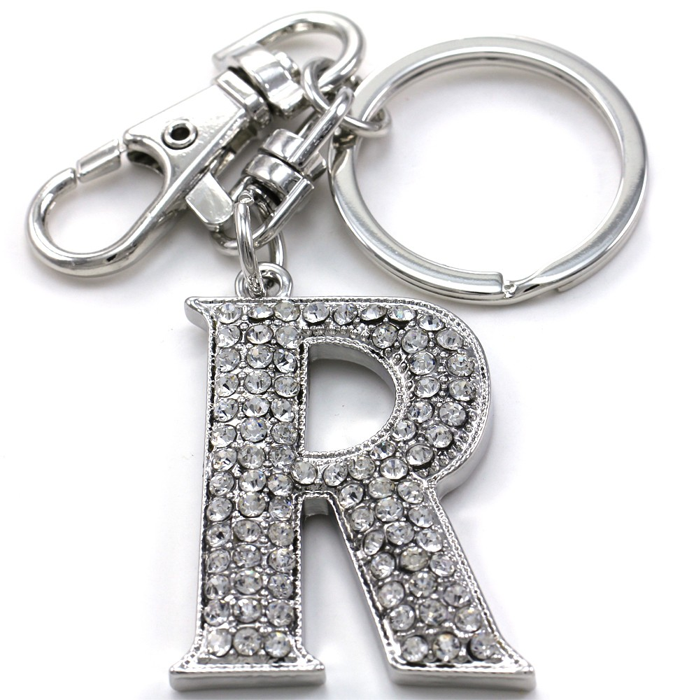 R Is For Ring Clear Name Alphabet In...