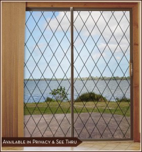 Glass Look Static Cling Window Film Great for Sliding Glass Doors