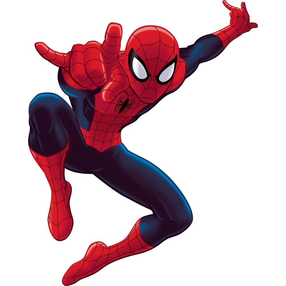 pics photos spiderman wall stickers source spiderman