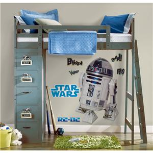 New Giant R2d2 Wall Decals R2 D2 Stickers Classic Star