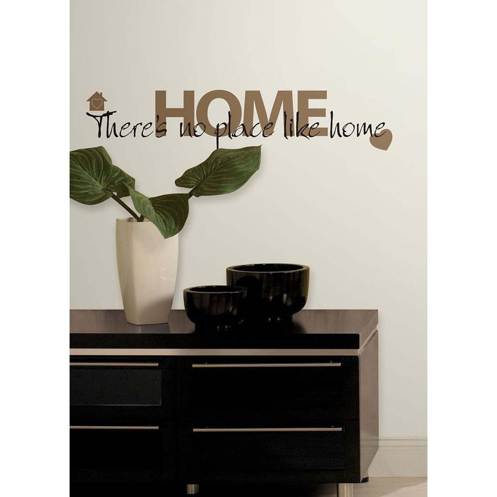 Theres No Place Like Home Wall Decals Home Quotes Stickers
