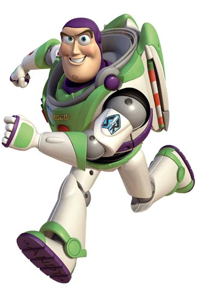 new giant buzz lightyear wall decals toy story room