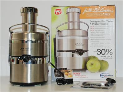 Heaven Fresh Slow Juicer Review : Jack Lalanne S Power Juicer PRO Fruits vegetables Soups Smoothies Recipes eBay
