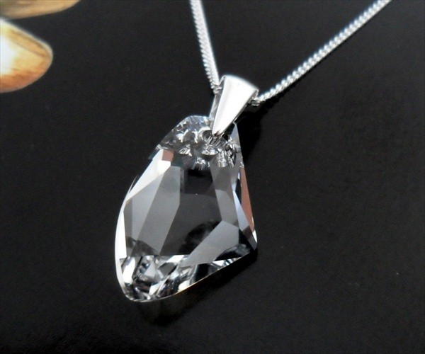GENUINE-SWAROVSKI-GALACTIC-PENDANT-925-STERLING-SILVER-NECKLACE