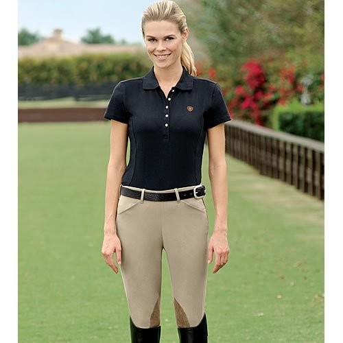 Custom Riding Apparel Comfort Ride Side Zip Breeches for ...