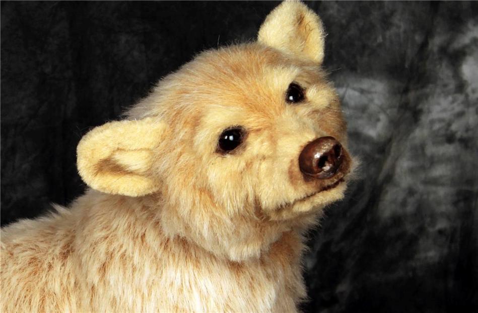 Pawtrait-bears-O-O-A-K-Realistic-totem-spirit-bear-by-Brigitte-Smith