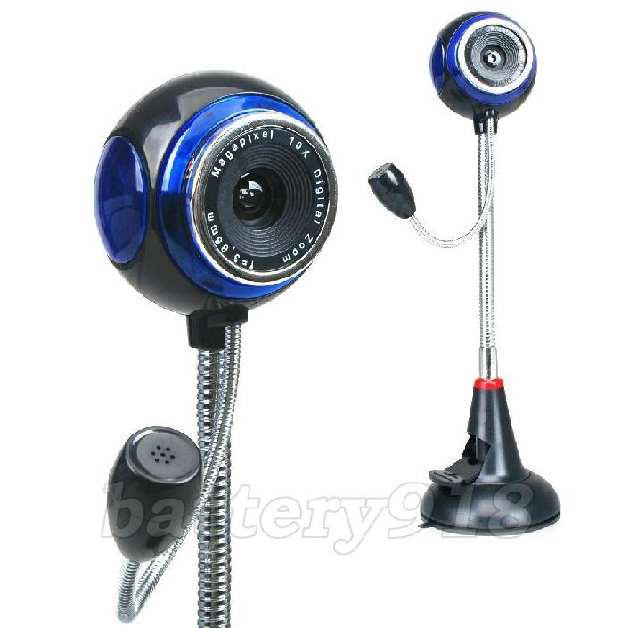 Universal 5M USB Webcam Camera Web Cam With Mic for ...