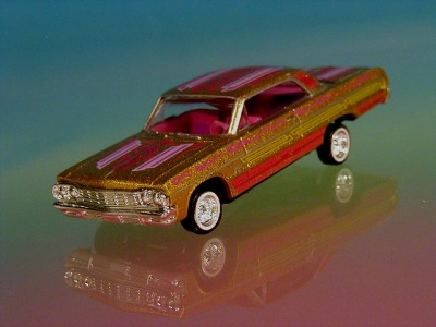 Hot 64 Chevy Impala Custom Lowrider Limited Edition 1/64 Scale