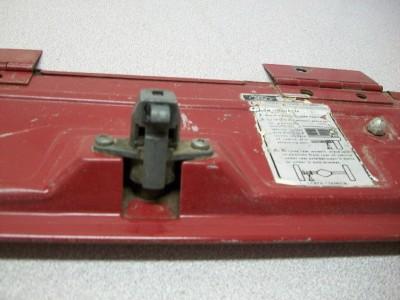 Glove Box Door Assm Ranger Ford Truck 67 68 1969 70 71 72 69FT1 1J