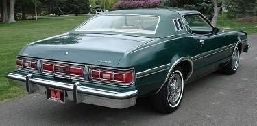 an introduction to the history of ford grand torrio elite