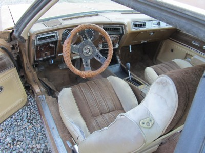 ... Pedal E Brake 1973 77 Cutlass Buick Chevelle LeMans 75PL1 4x5 | eBay