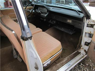 front seat cushions rh bucket 1966 67 68 69 lincoln continental 66lc1 4s2 ebay. Black Bedroom Furniture Sets. Home Design Ideas