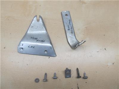 Radio mount brackets 1971 76 caprice impala bel air 75ci3 4r1 m ebay
