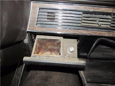 ashtray assmbly from dash 1966 1967 1968 69 lincoln continental 69lc1 4m5 ebay. Black Bedroom Furniture Sets. Home Design Ideas