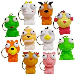 Cute Squishies Key Chains * Animal Eye Poppers ( YOU PICK YOUR FAVORITE!!) eBay