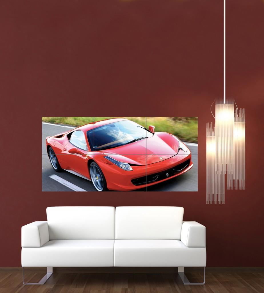 FERRARI 458 ITALIA 2011 CAR