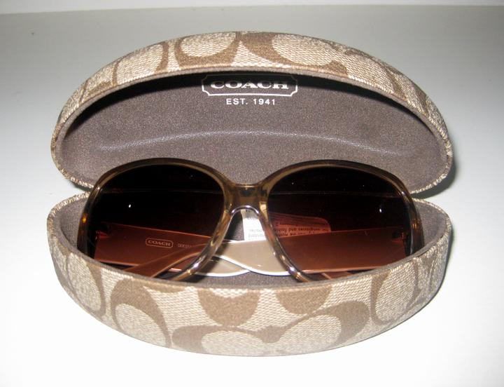 new coach sunglasses authentic