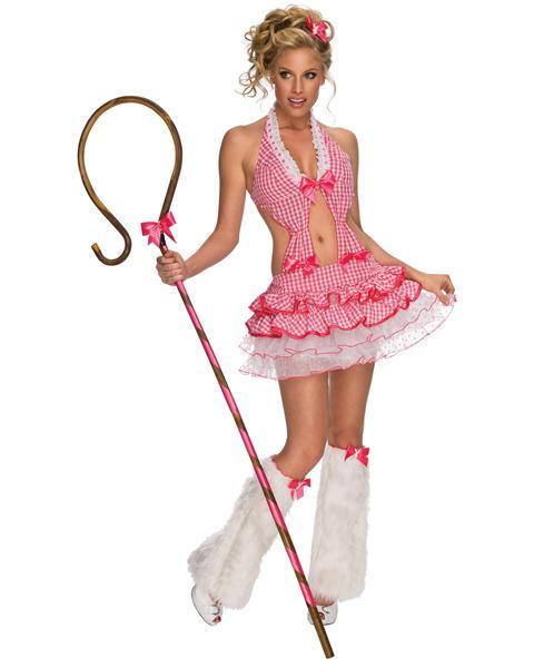 Amazoncom: bo peep costume: Clothing, Shoes & Jewelry