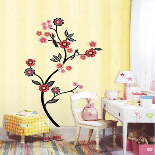 Tree Adhesive Removable Wall Home Decor Accents Stickers Decal & Vinyl