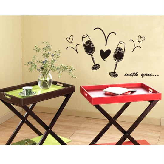 Adhesive Removable Wall Decor Accents GRAPHIC Sticker Decal & Vinyl