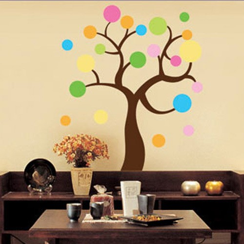 Adhesive Removable Wall Decor Accents Stickers Decals & Vinyl