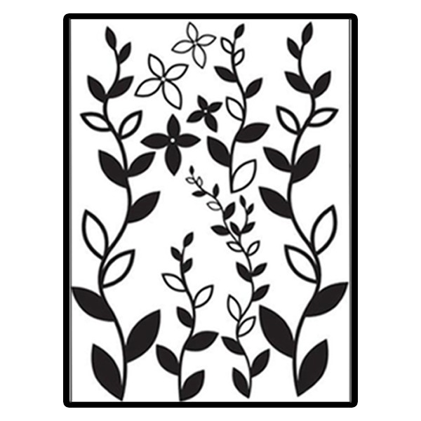 WildGrass Adhesive WALL STICKER Removable Graphic Decal
