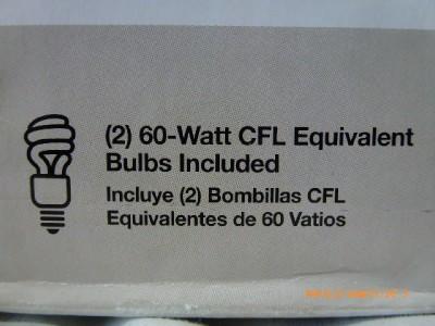 "Hampton Bay 791647 Gazebo II Plus Indoor Outdoor 52"" Ceiling Fan Walnut Black SB"