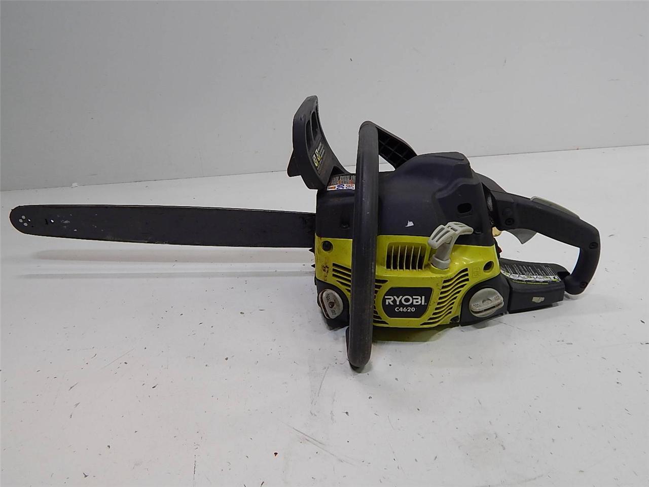 ryobi gas chainsaw