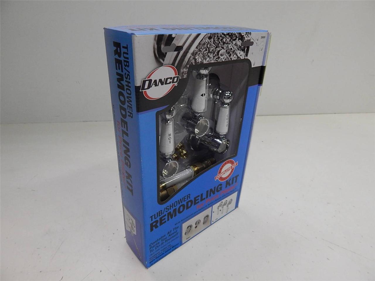 Danco 39695 Tub Shower Remodeling Kit For Price Pfister