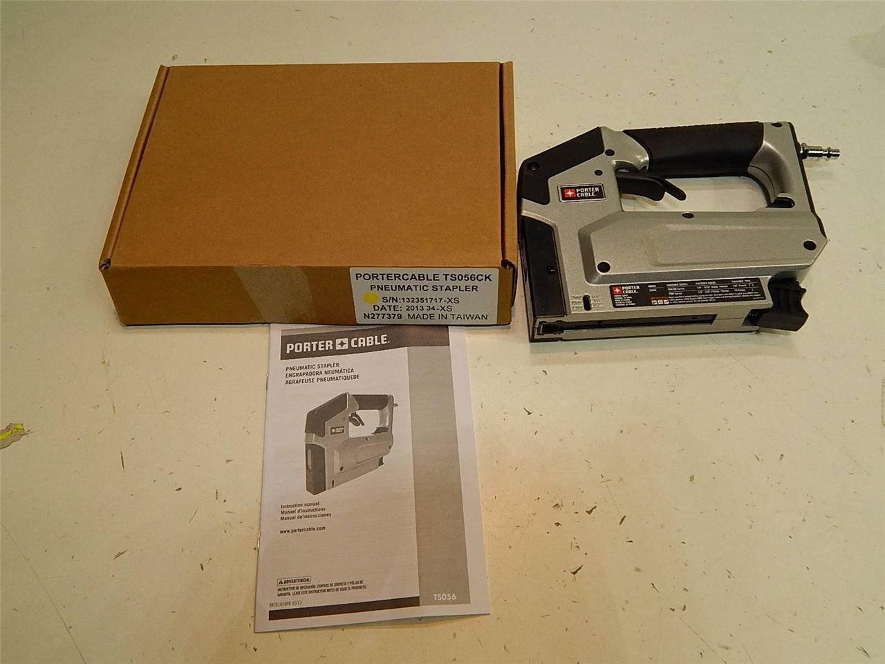 Porter-Cable-TSO56CK-Pneumatic-Stapler-15578