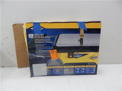 qep 650xt wet tile saw manual