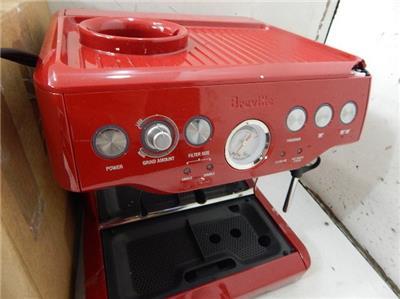 Breville One Cup Coffee Maker Manual : Breville BES870CBXL Espresso Maker 609387 s06 21614056030 eBay