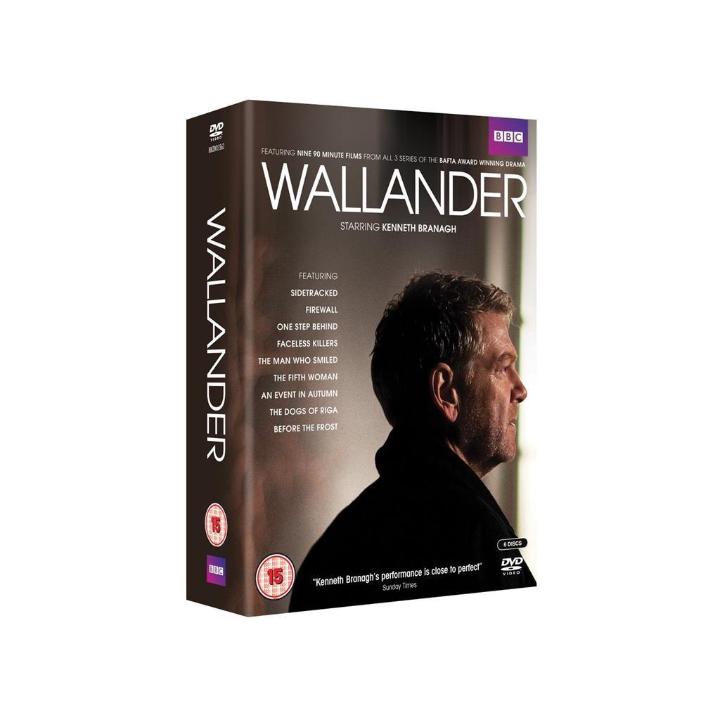 Wallander Series 4 2014