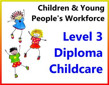 childcare level 3 Child care (level 3) child care is one of the most demanding yet rewarding jobs available and the field encompasses a wide variety of roles, from parent to nanny to day-care wor.