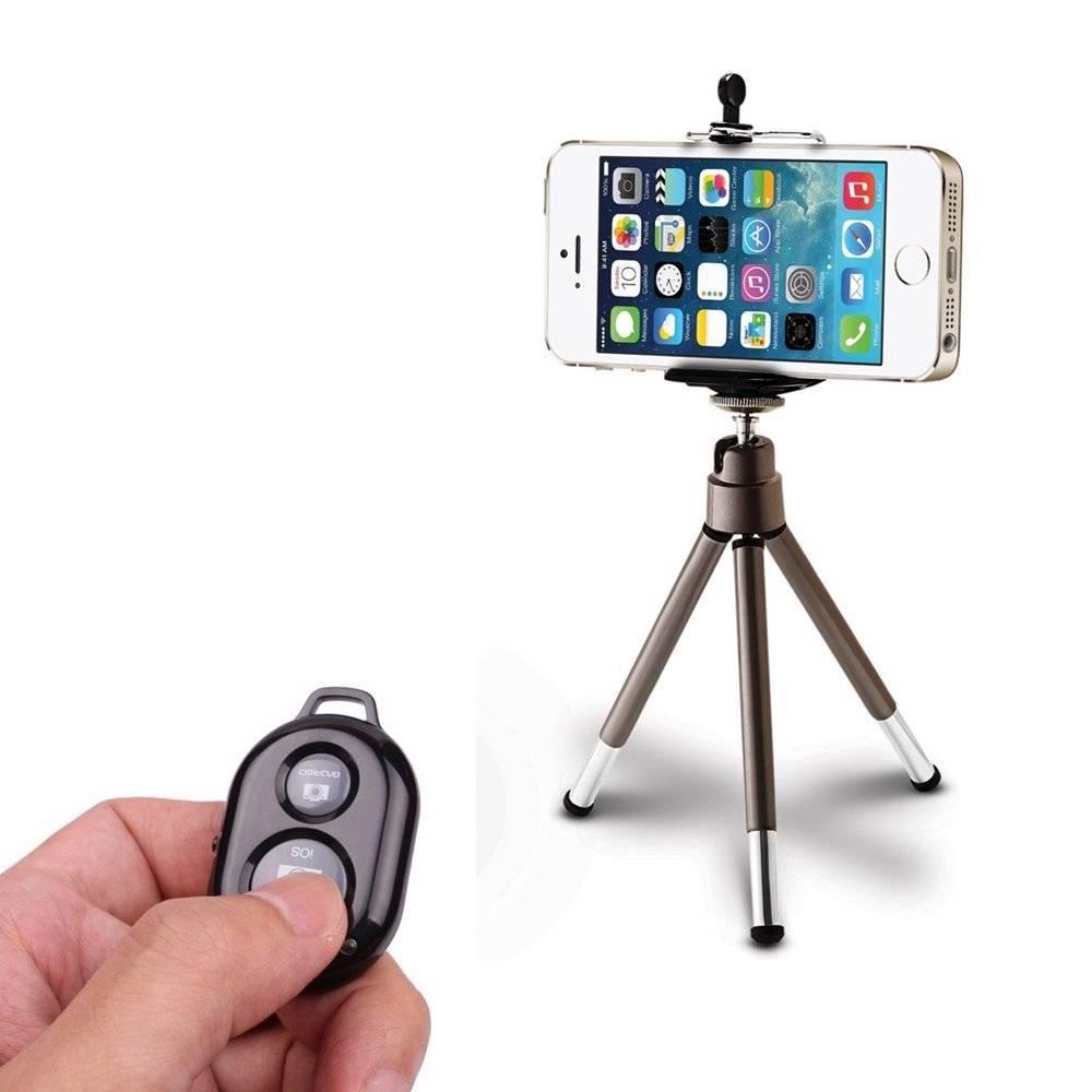 selfie stick monopod extendable telescopic holder with bluetooth remote control ebay. Black Bedroom Furniture Sets. Home Design Ideas