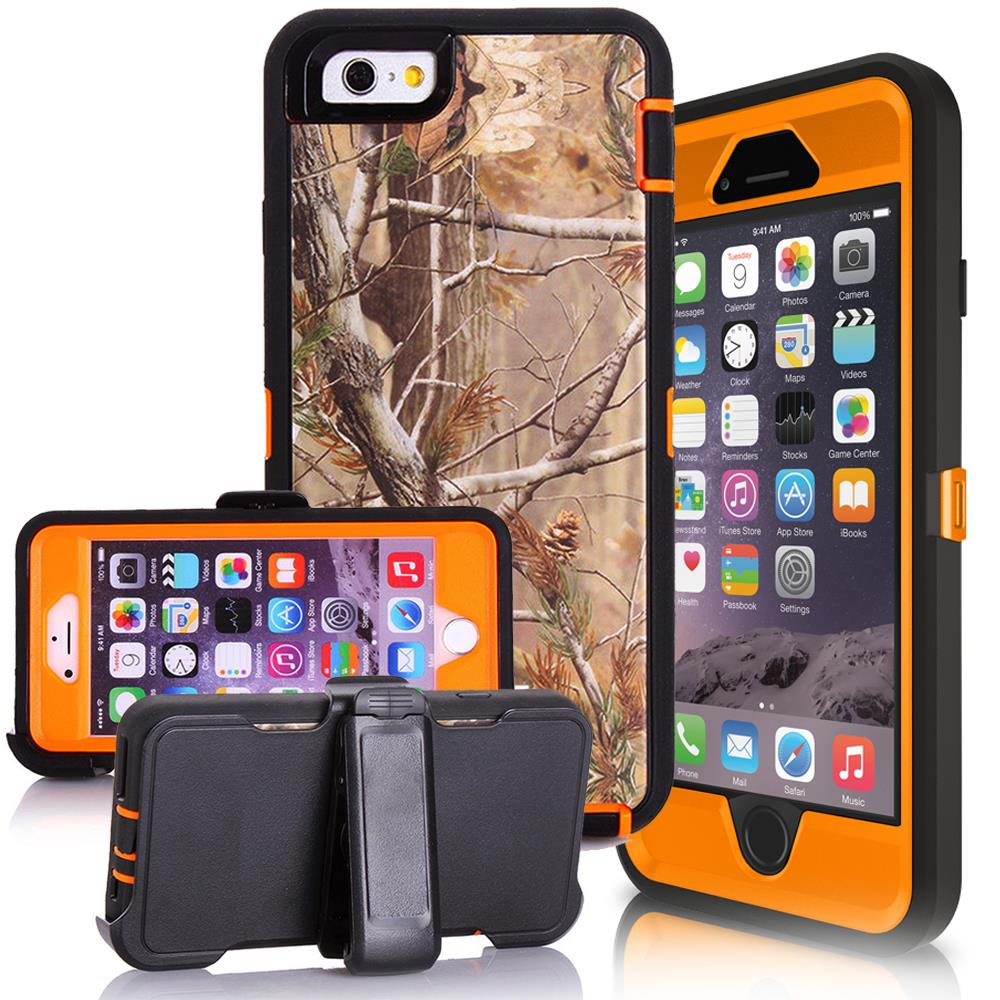 For-Apple-iPhone-5-5S-SE-Case-Cover-w-Belt-Clip-Fits-Otterbox-Defender