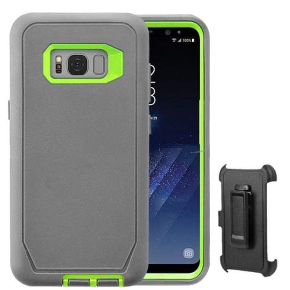 for samsung galaxy s7 s7 edge s8 s8 plus case belt clip fits otterbox defender ebay. Black Bedroom Furniture Sets. Home Design Ideas