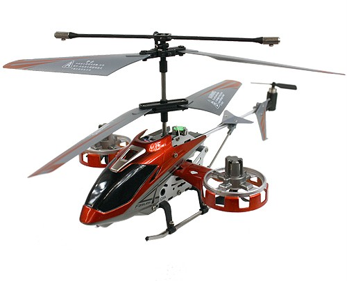 New Remote Control 2 Speed Gyro Toy Metal Rc Helicopter