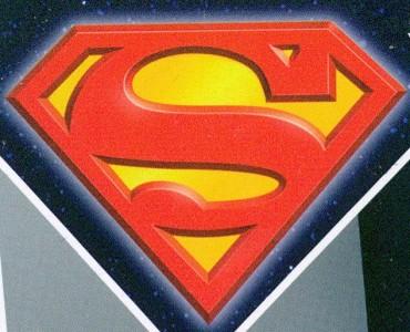 Dc Comics Superman Quot Logo Quot Reverse Print Double King Single