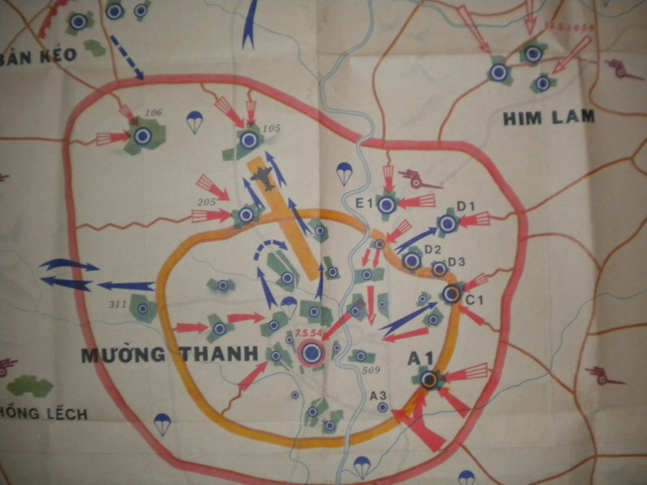 Vietnam Map Case Page 10 Armchair General And